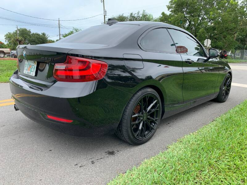 2014 BMW 2 Series 228i 2dr Coupe - Davie FL