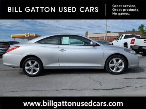 2008 Toyota Camry Solara for sale at Bill Gatton Used Cars in Johnson City TN