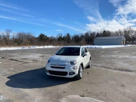 2016 FIAT 500X for sale at Caruzin Motors in Flint MI