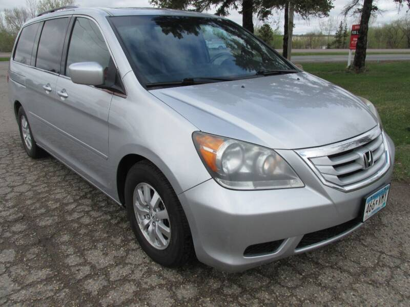 2010 Honda Odyssey for sale at Buy-Rite Auto Sales in Shakopee MN