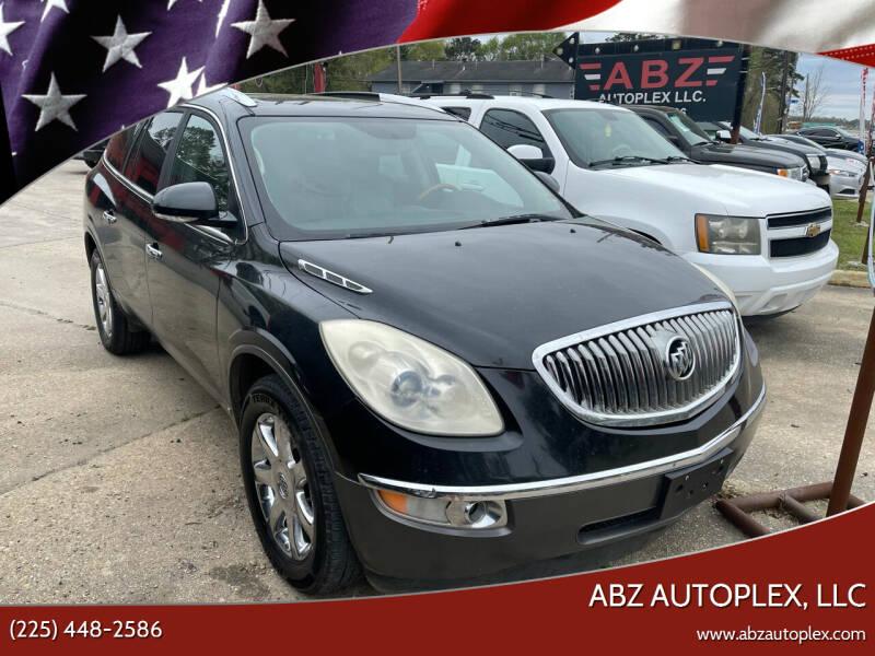 2009 Buick Enclave for sale at ABZ Autoplex, LLC in Baton Rouge LA