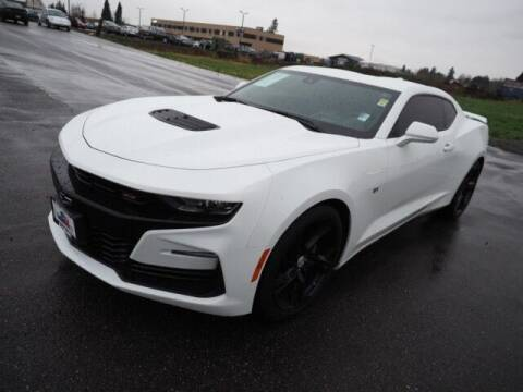 2019 Chevrolet Camaro for sale at Karmart in Burlington WA