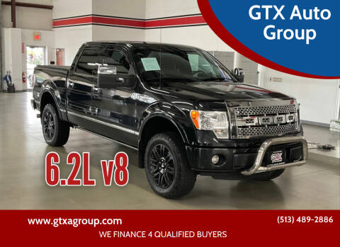 2011 Ford F-150 for sale at GTX Auto Group in West Chester OH