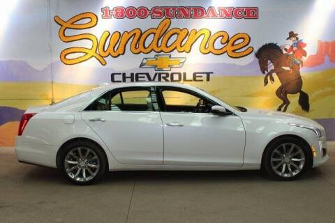 2018 Cadillac CTS for sale at Sundance Chevrolet in Grand Ledge MI