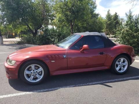 2002 BMW Z3 for sale at DORAMO AUTO RESALE in Glendale AZ