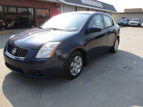 2008 Nissan Sentra for sale at Eden's Auto Sales in Valley Center KS