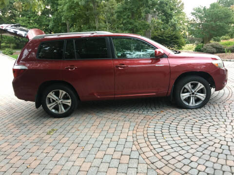 2008 Toyota Highlander for sale at King Auto Sales INC in Medford NY