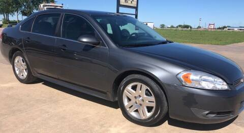 2011 Chevrolet Impala for sale at Driver's Choice in Sherman TX