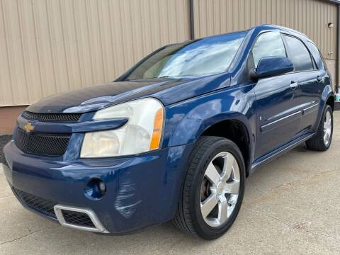 2008 Chevrolet Equinox for sale at Prime Auto Sales in Uniontown OH