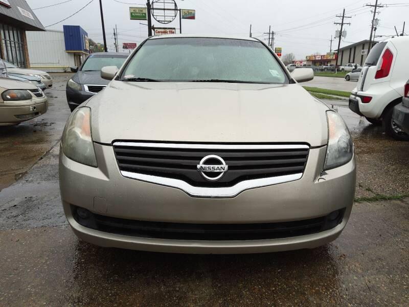 2009 Nissan Altima for sale at Best Auto Sales in Baton Rouge LA