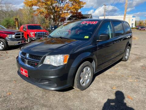2012 Dodge Grand Caravan for sale at AutoMile Motors in Saco ME