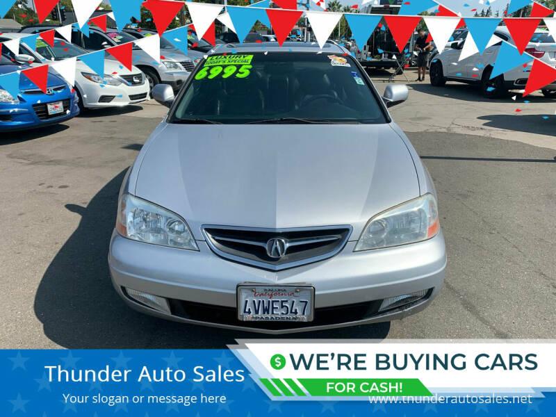 2001 Acura CL for sale in Sacramento, CA