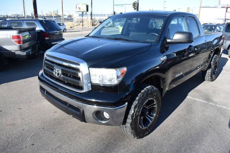 2012 Toyota Tundra for sale at Good Deal Auto Sales LLC in Denver CO