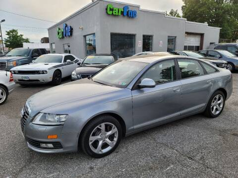 2009 Audi A6 for sale at Car One in Essex MD