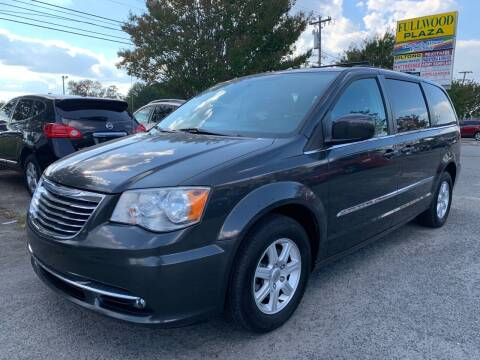 2012 Chrysler Town and Country for sale at 5 Star Auto in Matthews NC