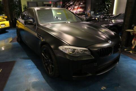 2013 BMW M5 for sale at OC Autosource in Costa Mesa CA