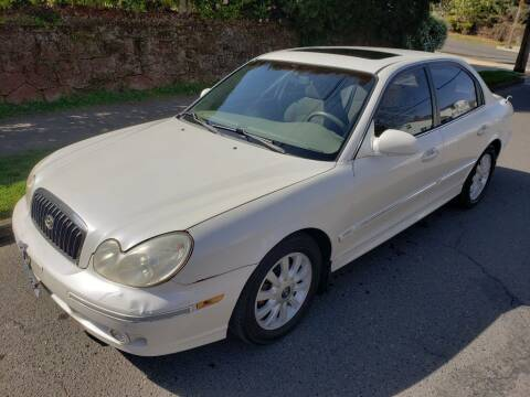 2004 Hyundai Sonata for sale at KC Cars Inc. in Portland OR