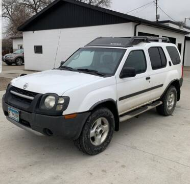 2003 Nissan Xterra for sale at GOOD NEWS AUTO SALES in Fargo ND