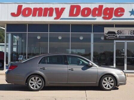 2007 Toyota Avalon for sale at Jonny Dodge Chrysler Jeep in Neligh NE