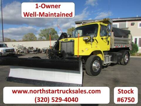 2012 Freightliner M2 106 for sale at NorthStar Truck Sales in St Cloud MN