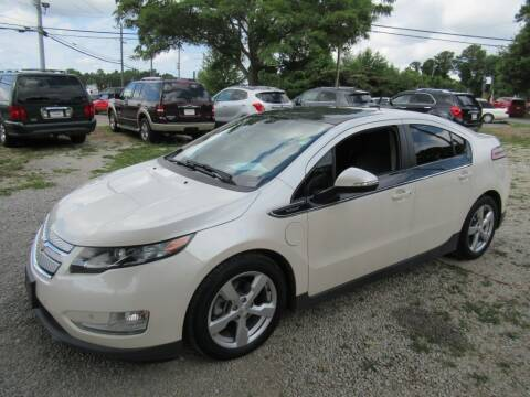 2012 Chevrolet Volt for sale at Dallas Auto Mart in Dallas GA