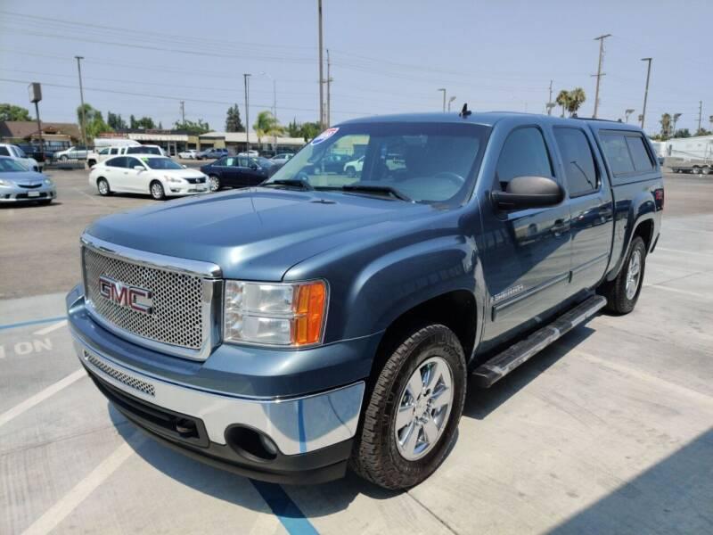 2009 GMC Sierra 1500 for sale at California Motors in Lodi CA