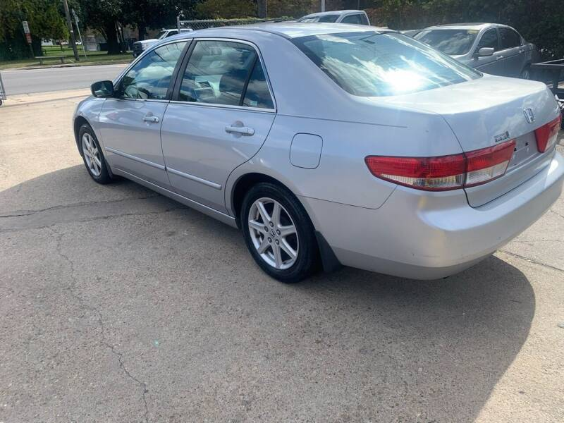 2003 Honda Accord for sale at Whites Auto Sales in Portsmouth VA