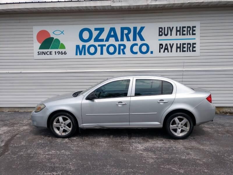 2010 Chevrolet Cobalt for sale at OZARK MOTOR CO in Springfield MO