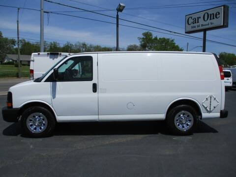 2013 Chevrolet Express Cargo for sale at Car One in Murfreesboro TN