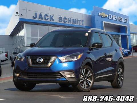 2019 Nissan Kicks for sale at Jack Schmitt Chevrolet Wood River in Wood River IL