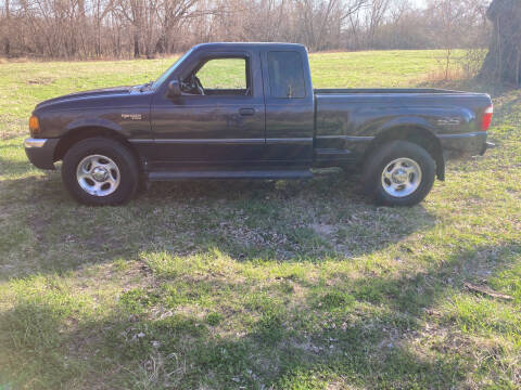 2001 Ford Ranger for sale at Rustys Auto Sales - Rusty's Auto Sales in Platte City MO