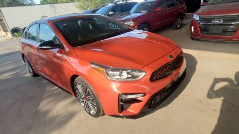 2020 Kia Forte for sale at Divine Auto Sales LLC in Omaha NE