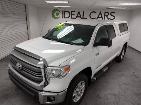 2014 Toyota Tundra for sale at Ideal Cars Broadway in Mesa AZ