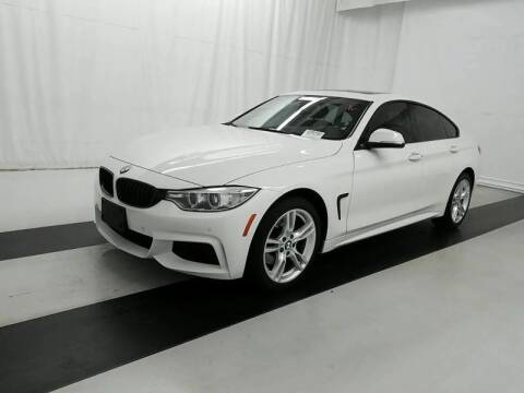 2015 BMW 4 Series for sale at SILVER ARROW AUTO SALES CORPORATION in Newark NJ