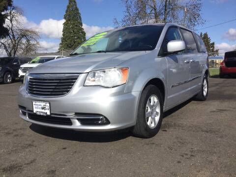 2012 Chrysler Town and Country for sale at Pacific Auto LLC in Woodburn OR
