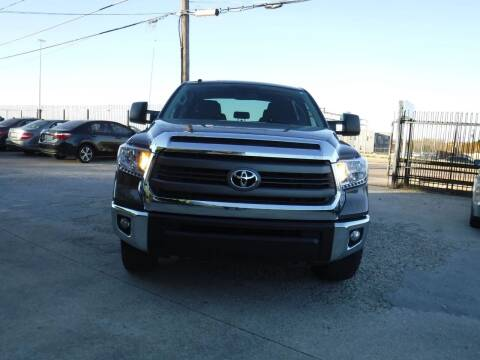 2015 Toyota Tundra for sale at N & A Metro Motors in Dallas TX