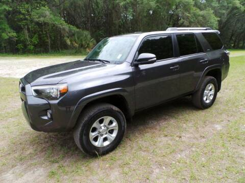2019 Toyota 4Runner for sale at TIMBERLAND FORD in Perry FL