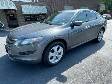 2010 Honda Accord Crosstour for sale at Depot Auto Sales Inc in Palmer MA