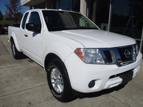 2016 Nissan Frontier for sale at Power On Auto LLC in Monroe NC