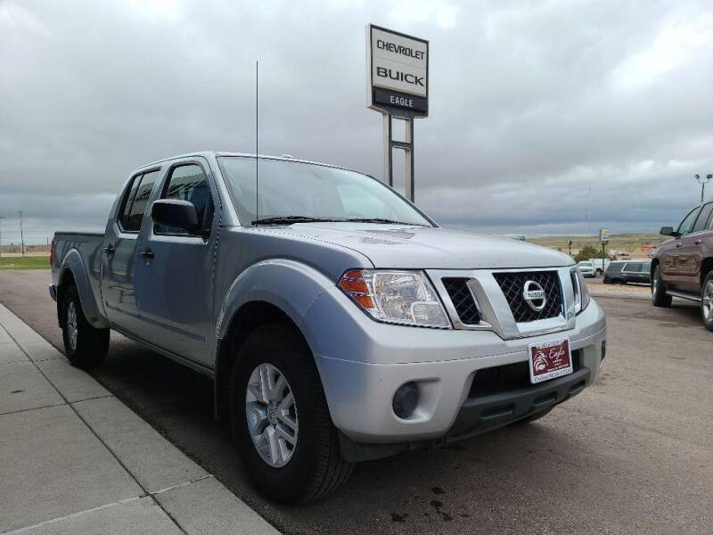 2017 Nissan Frontier for sale at Tommy's Car Lot in Chadron NE