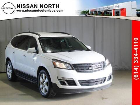 2017 Chevrolet Traverse for sale at Auto Center of Columbus in Columbus OH