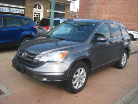2011 Honda CR-V for sale at Theis Motor Company in Reading OH