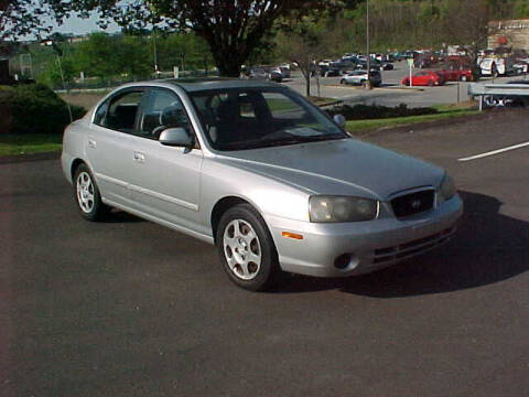 2003 Hyundai Elantra for sale at North Hills Auto Mall in Pittsburgh PA