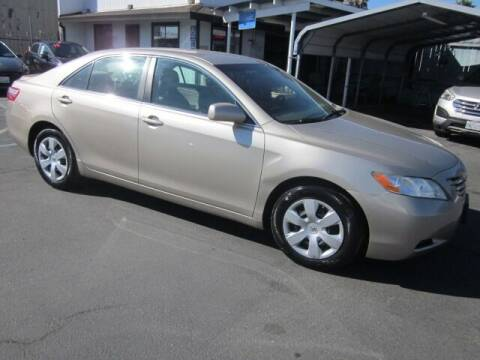 2007 Toyota Camry for sale at Public Wholesale in Sacramento CA