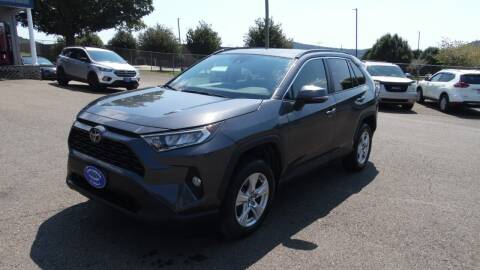 2019 Toyota RAV4 for sale at Steve Johnson Auto World in West Jefferson NC