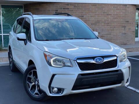 2015 Subaru Forester for sale at AKOI Motors in Tempe AZ