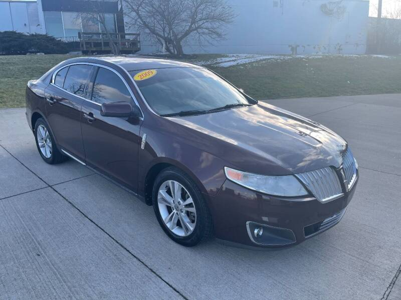 2009 Lincoln MKS for sale at Best Buy Auto Mart in Lexington KY