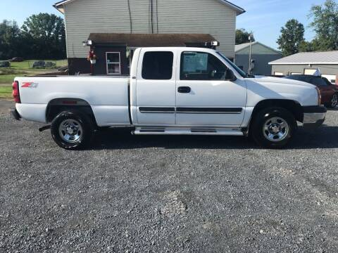 2004 Chevrolet Silverado 1500 for sale at PENWAY AUTOMOTIVE in Chambersburg PA
