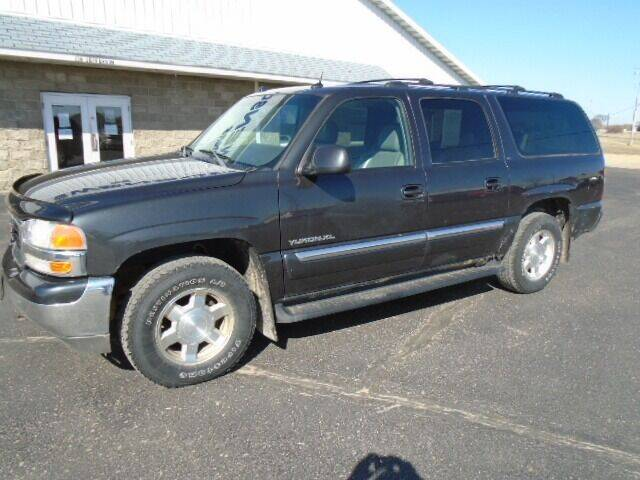 2005 GMC Yukon XL for sale at SWENSON MOTORS in Gaylord MN