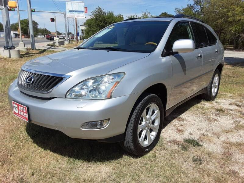 2009 Lexus RX 350 for sale at 183 Auto Sales in Lockhart TX